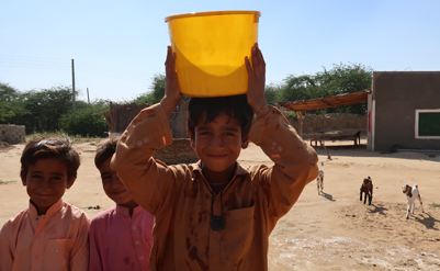 Orphans Support And Water Supply, Sindh