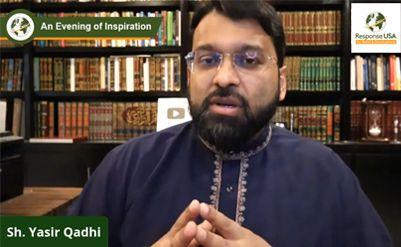 Sh Yasir Qadhi's Address