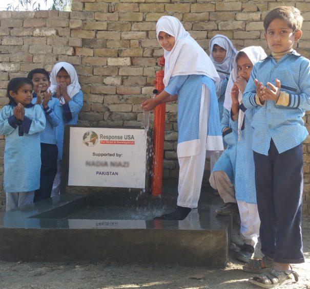 Pakistan School Water Sanitation Project