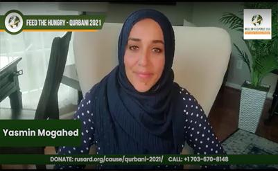 Yasmin Mogahed describe how Muslim Response USA's work impacts the world.