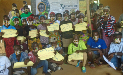 Liberia Maternal Health & Nutrition Project